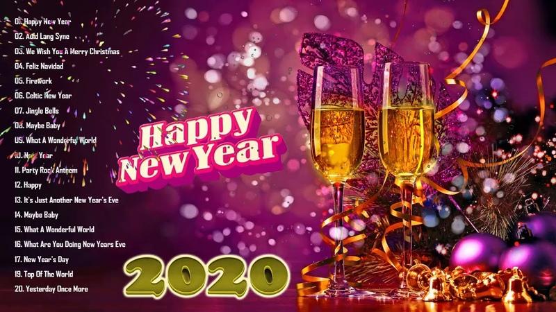 Hyvää uutta vuotta 2020 ❅ Happy New Year 2020 ❅ Uuden vuoden laulu ❅ Uuden vuoden aattona juhla 2020
