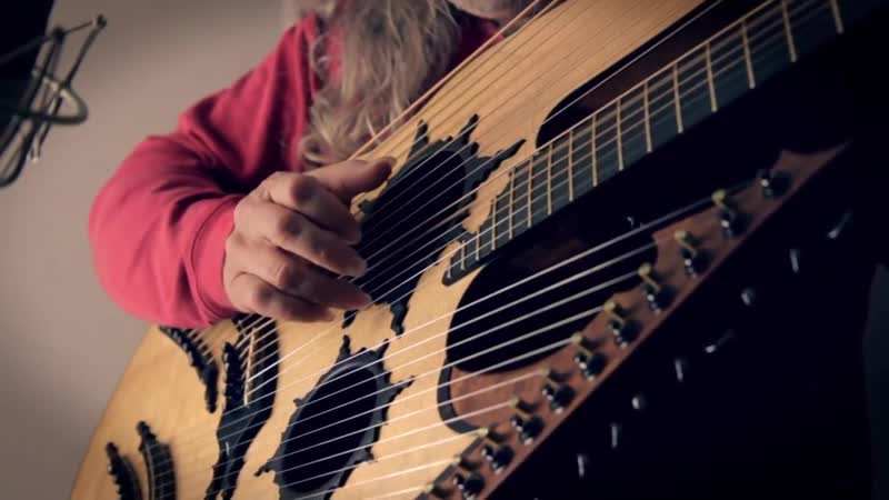 Hall Of The Mountain King Keith Medley and his 27 string Medley Guitar