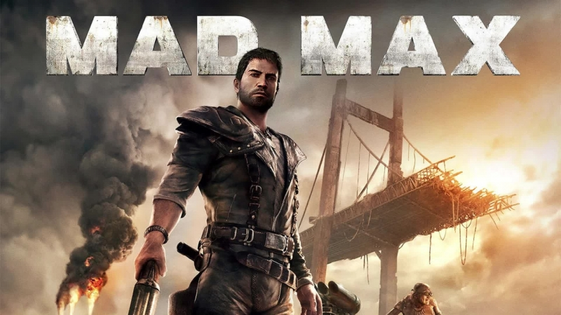 Приключения в крепости Красноглазки. Mad Max 7