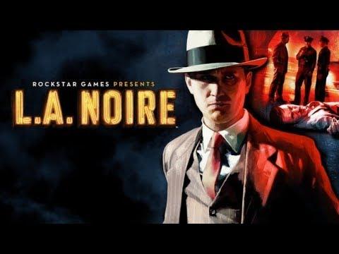 Прохождение L.A. Noire - Часть 1:Начало карьеры