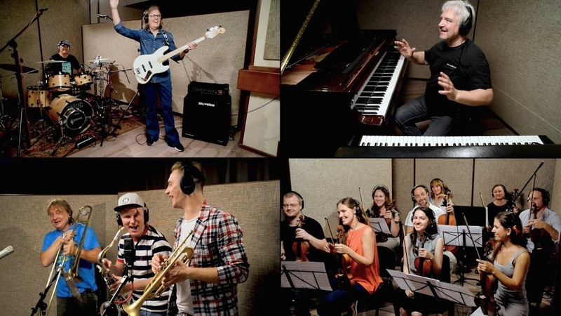 September Leonid Friends Earth Wind Fire cover