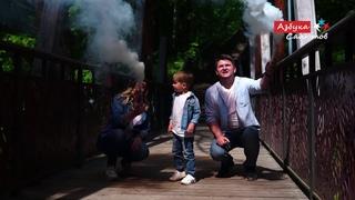 Определения пола ребенка (Baby Shower) цветной дым Мегапир