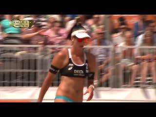 Best KILL BLOCKS by Joana Heidrich (SUI)! - Team of the Week | Beach Volleyball World