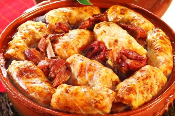 Голубцы по-румынски: в 3 раза вкуснее наших. Записывайте рецепт ... ... ...