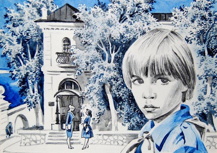 10 историй о книгах. Крапивинские мальчишки, изображение №17