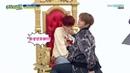 스트레이 키즈 Stray Kids - Hilarious sexy dance on Weekly Idol ep 401