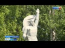 В селе Кулаково Горномарийского района установили памятник воинам, погибшим в годы Великой Отечественной войны