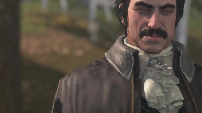 Assassins Creed III - Charles Lee