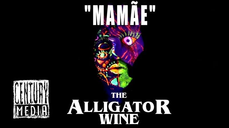 THE ALLIGATOR WINE Mamãe OFFICIAL VIDEO