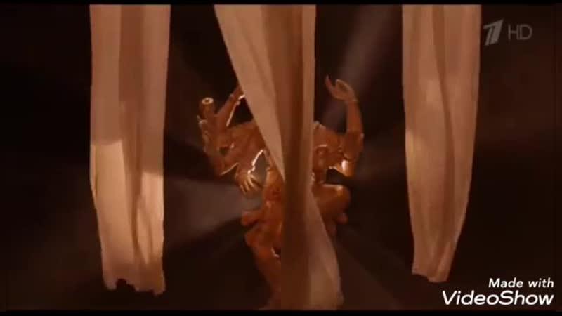 Танец. Из сериала Мата Хари.