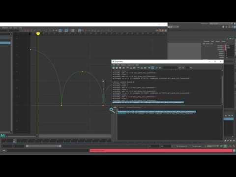Maya Bouncing Ball Animation Part 02 2 of 2