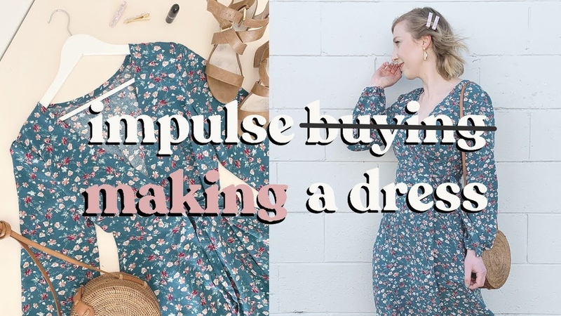 Making A Dress For Wedding Last Minute | Rosery Apparel