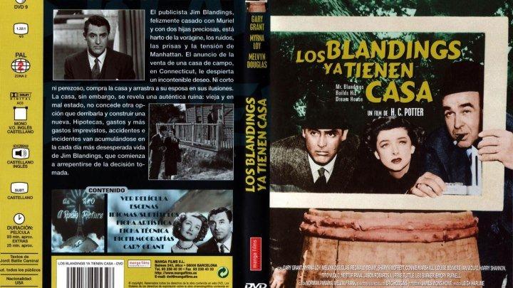 Los Blandings ya tienen casa *1948*