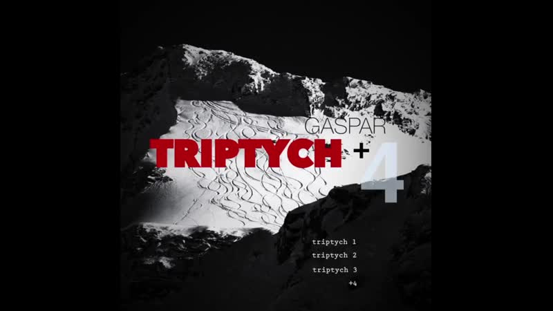 """Techno EP TRIPTYCH 4"""" available on all platforms🙏 Link in bio☝️"""