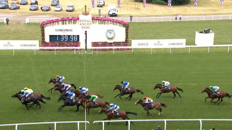 Royal Ascot - Queen Anne Stakes 2020