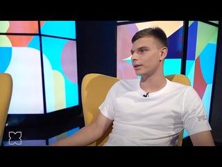 Александр Евграфов  о решающем годе в спорте и книгах по психологии
