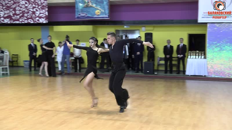 Весенний бал-2019 - турнир по спортивным танцам набирает обороты