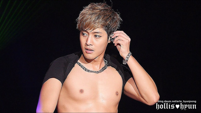 140816 Kim Hyun Joong 김현중 金賢重 Hot Stage of 'Phantasm 夢幻 '@Shanghai