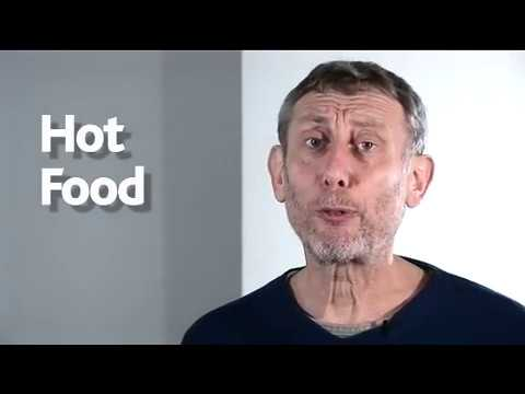 Hot Food POEM The Hypnotiser Kids' Poems and Stories With Michael Rosen