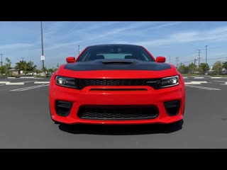 2020 Dodge Charger SRT Hellcat Widebody POV Drive (3D Audio)