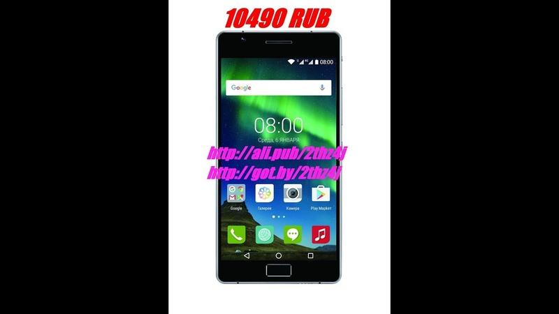 Смартфон, Philips Xenium X818 3, 32Gb, Чёрный, 2018