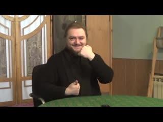 Православие- Меры поста, умение сказать нет и сосредоточится. Архимандрит Савва (Мажуко)