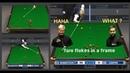 Australian snooker player Neil Robertson 2020 Best shots , Flukes make snooker!
