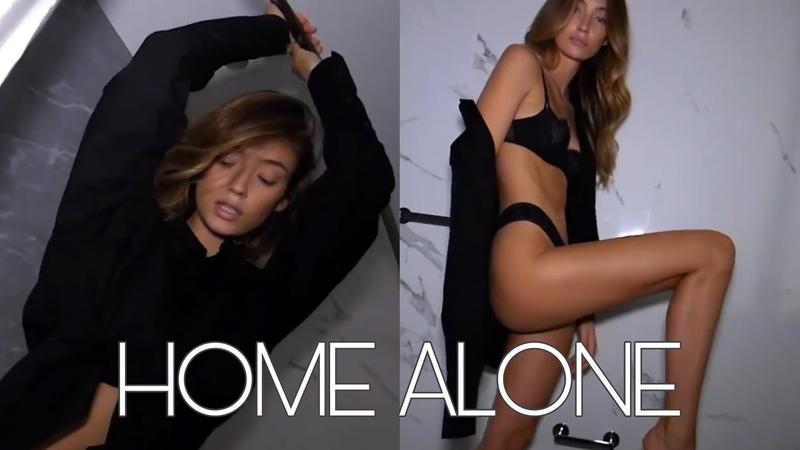 Lorena Rae by Ruslan Pelykh Home Alone