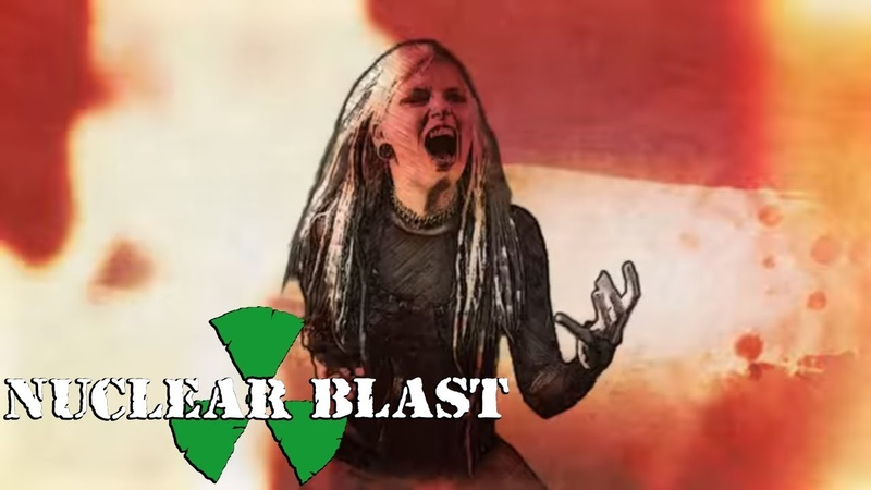 BURNING WITCHES Executed OFFICIAL LYRIC VIDEO