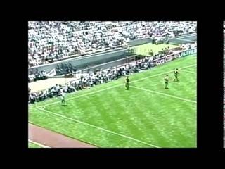 Mexico vs Bulgaria: Mundial Mexico 1986 (Completo)