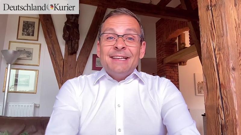 Gerald Grosz für Deutschland Kurier Die Schnitzelsteuerforderung der grünen Dinkelmuftis