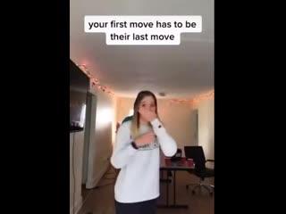 А он хорош! Танец, где твоё первое движение должно быть последним движением предыдущего танцора