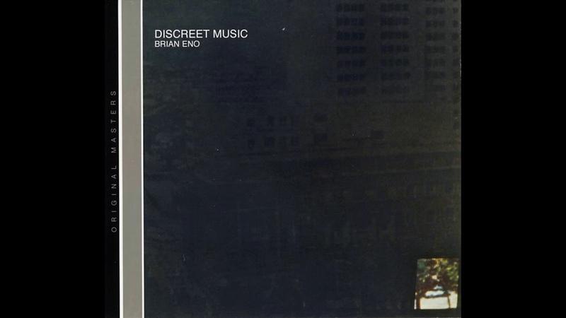 Brian Eno Discreet Music 1975