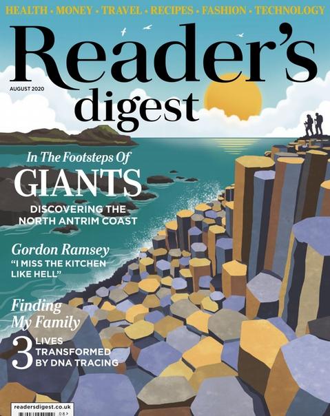 Readers Digest UK 08 2020