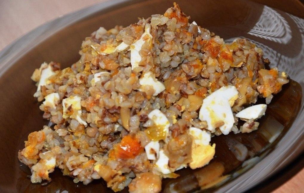 Фото: ТОП-6 Вкуснейших блюд с гречкой