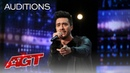 Vincent Marcus Might Make You Laugh With His FUNNY Celebrity Impressions - America's Got Talent 2020