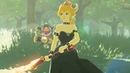 Bowsette Is Playable in Zelda Breath of the Wild Thanks to Modder