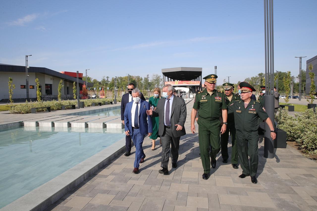 Под Таганрогом еще 54 солдата Великой Отечественной обрели вечный покой на Аллее памяти «Самбекских высот»