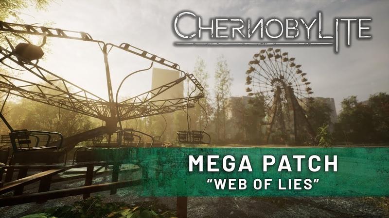 Visit Pripyat Center in Chernobylite - Web of lies Mega Patch is live! [GAMEPLAY TRAILER]