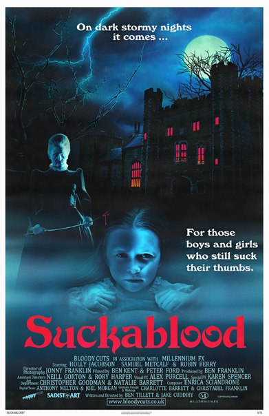 Suckablood (from short horror movie)
