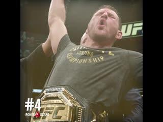 Рейтинг лучших бойцов UFC ()