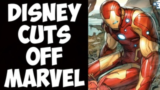 More Marvel Comics employees hit the unemployment line! More Comic Cons cancelled!