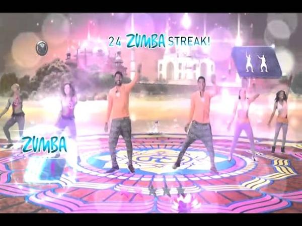Zumba Fitness World Party Kaim Rahe Sardari