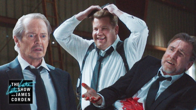 'Reservoir Dogs' Bonus Scene w Tim Roth Steve Buscemi