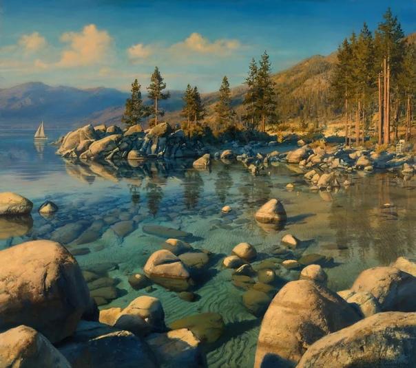 Евгений Лушпин многократный участник международных ярмарок искусств в России, Норвегии, США