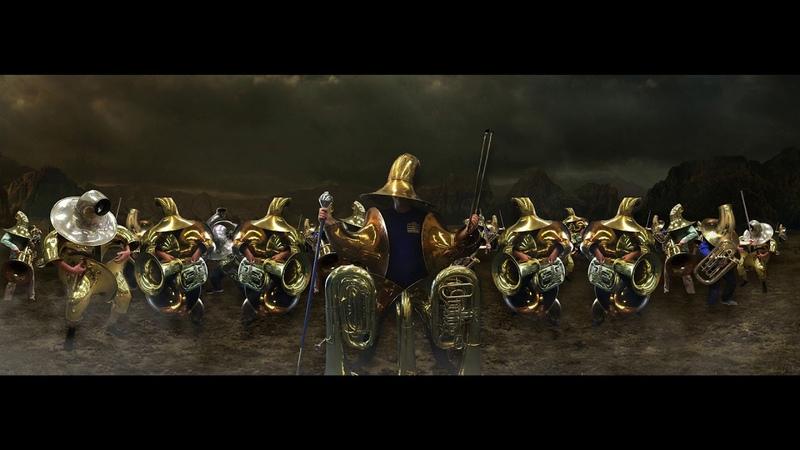 Tuba legion theme