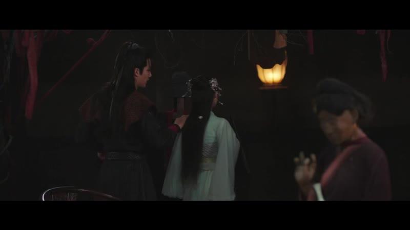 Поиски отважного Цзянь Бучжи 9 серия Озвучка East Dream