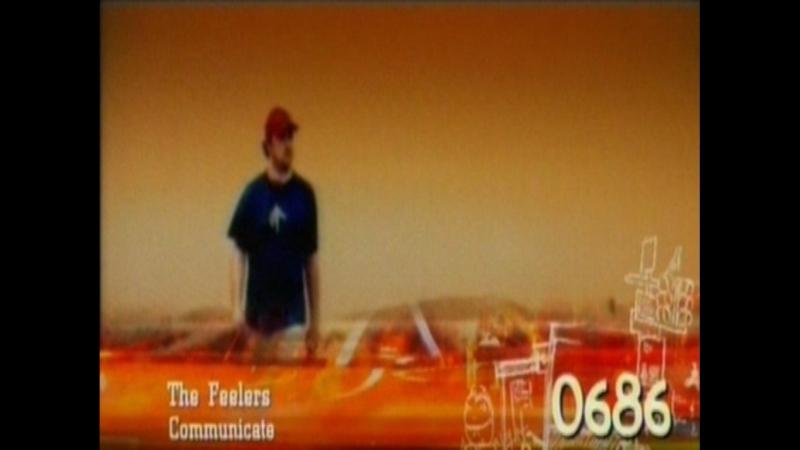 The Feelers - Communicate » Freewka.com - Смотреть онлайн в хорощем качестве