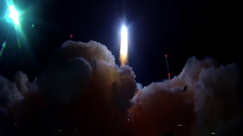 Rokot launches Blits M and Gonets M satellites