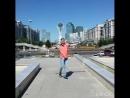 Астана шәһәрендә татар биюе